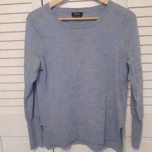Badgley Mischka 100% merino wool sweater.  Sz M.